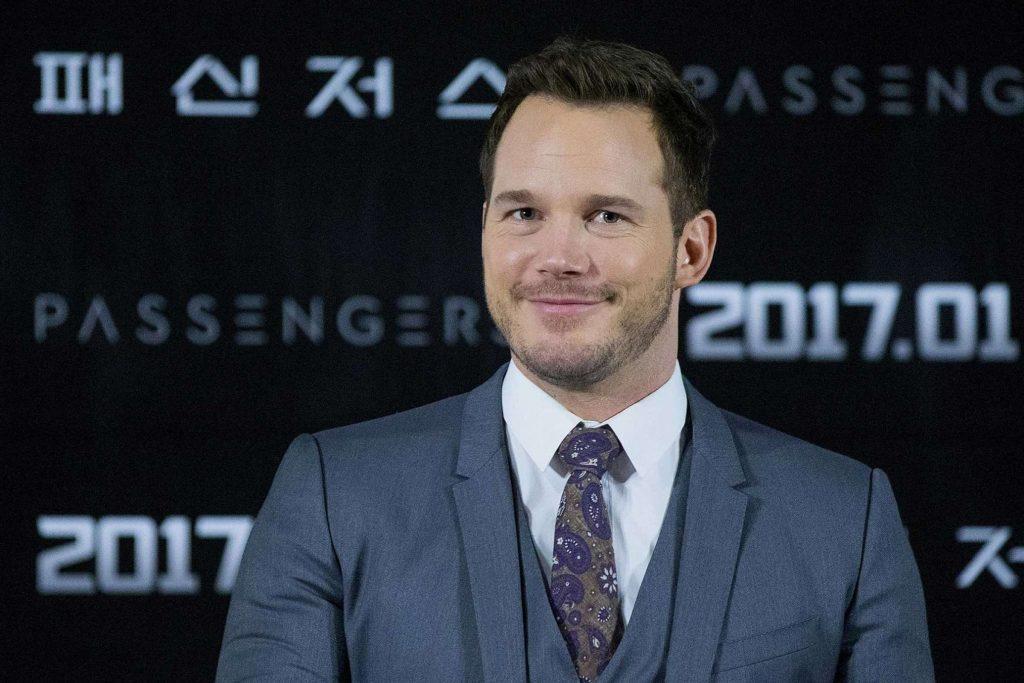 Chris Pratt from Seattle